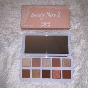 Models Own Eyeshadow Palette 🌸 Barely There 2